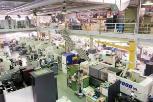 CNC freesafdeling