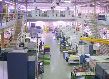 CNC frezen uitgebreid machinepark