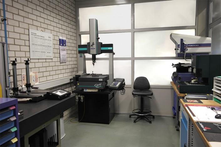 Heemskerk Fijnmechanica Meetkamer