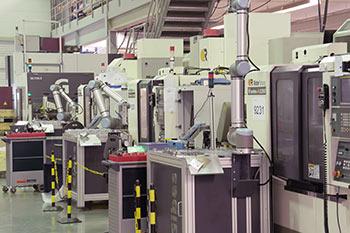 Visie CNC verspaning automatisering